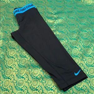 Nike pro combat Capri